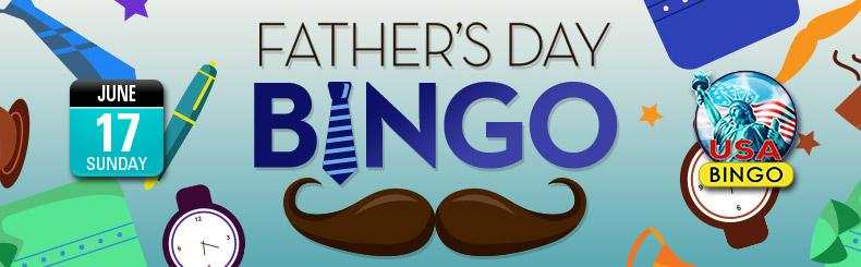 Father's Day Bingo