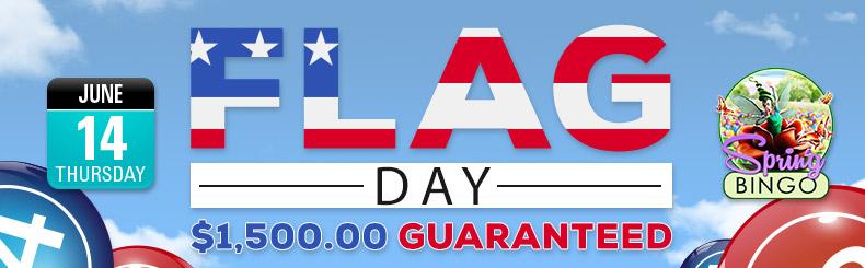 Flag Day Guaranteed Games