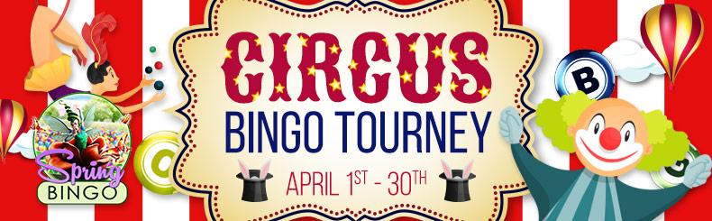 Circus Bingo Tourney