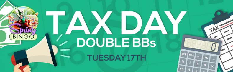 Tax Day Double BBs