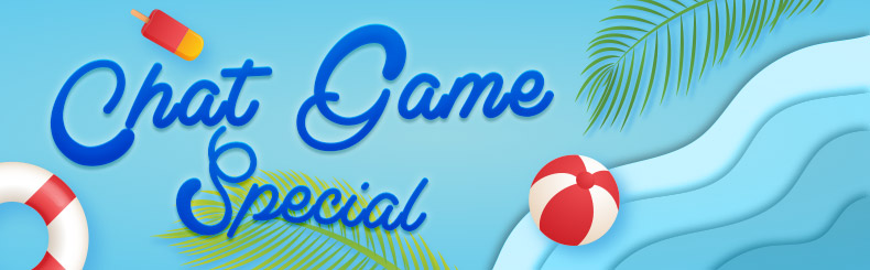 Chat Game Special