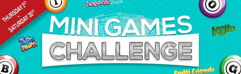 Mini Games Challenge