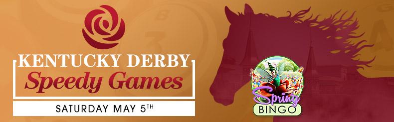 Kentucky Derby Speedy Games