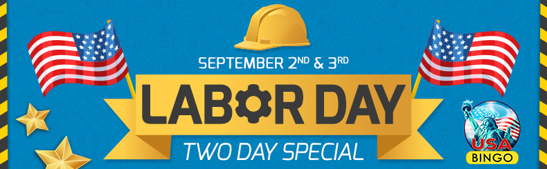 Labor Day 2-Day Special