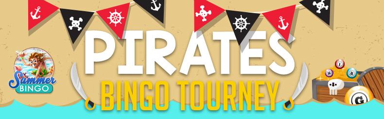 Pirates Bingo Tourney