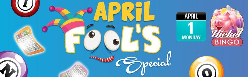 April Fools Special!