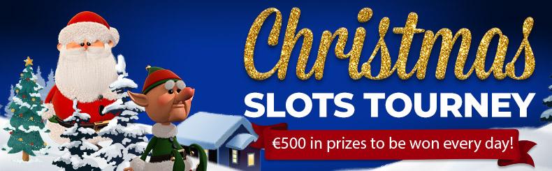 Christmas Slots Tourney