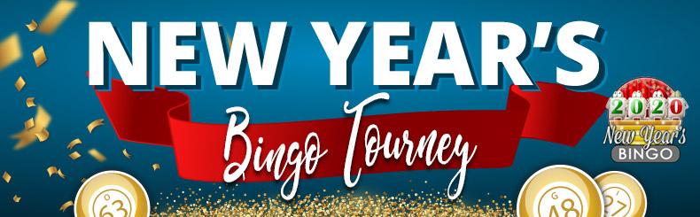 New Year's Bingo Tourney