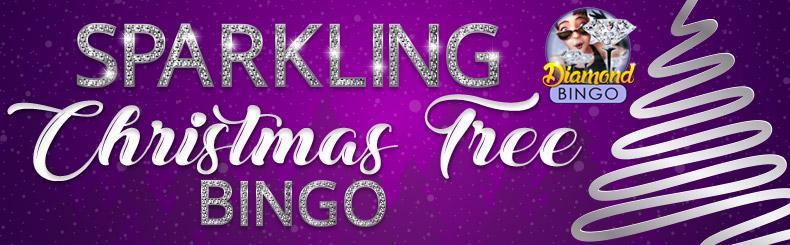 Sparkling Christmas Tree Bingo