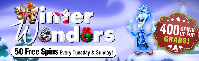 Winter Wonders - Free Spins