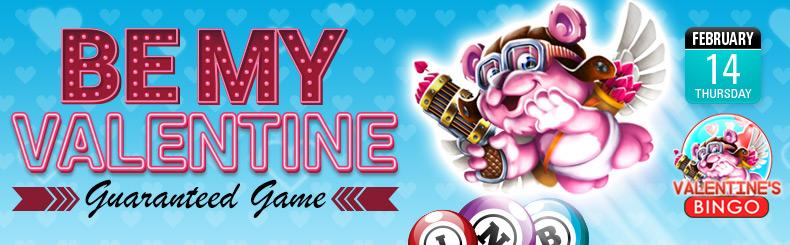 Be my Valentine Guaranteed Game
