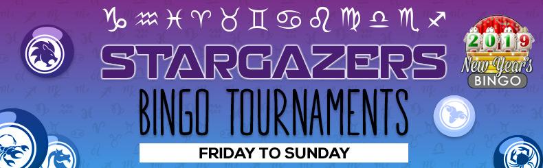 Stargazers Bingo Tournaments