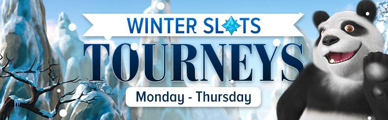 Winter Slots Tournaments