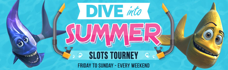 Dive into Summer Slots Tourney