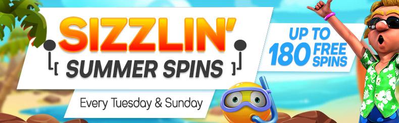 Sizzlin' Summer Spins