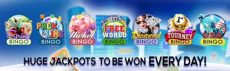 Spice up your Bingo Fun