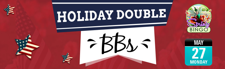 Holiday Double BBs