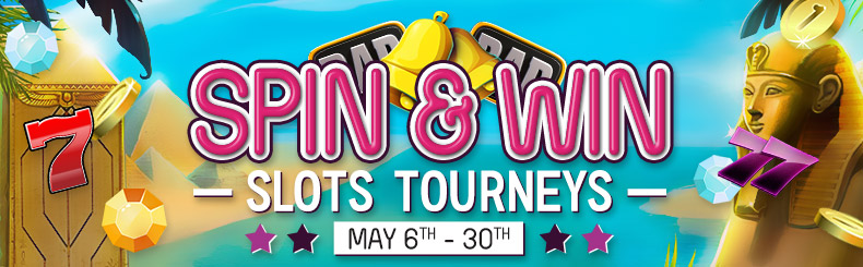 Spin & Win Slots Tourney