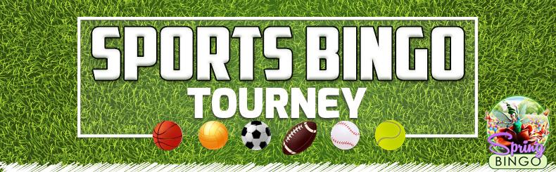 Sports Bingo Tourney