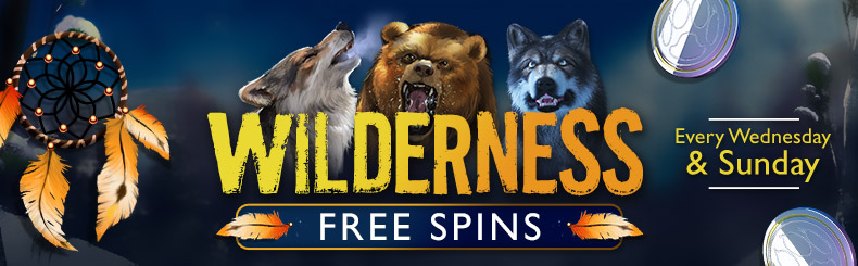 Wilderness Free Spins
