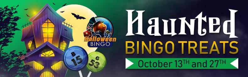 Haunted Bingo Treats