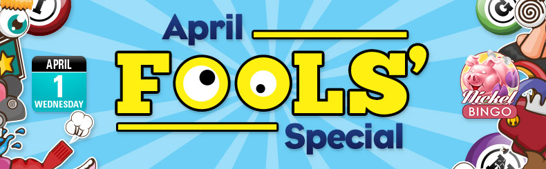 April Fools' Special