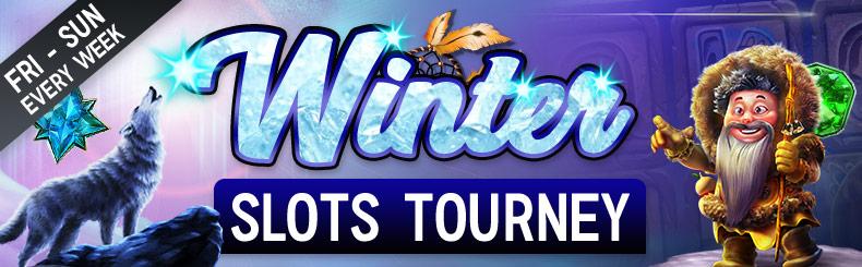 Winter Slots Tourney