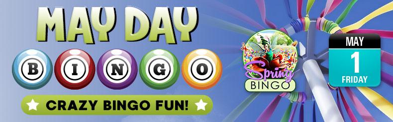 May Day Bingo