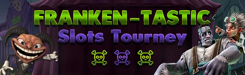 Franken-tastic Slots Tourney