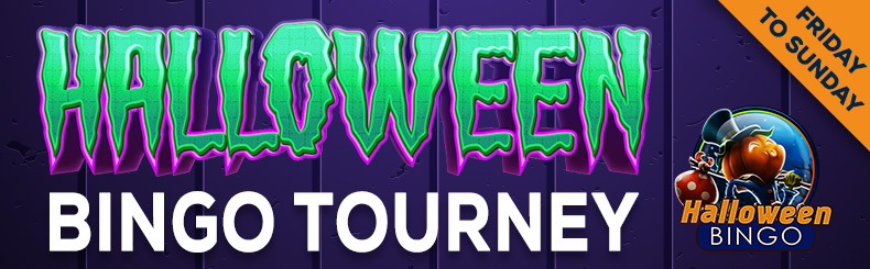 Halloween Bingo Tourney