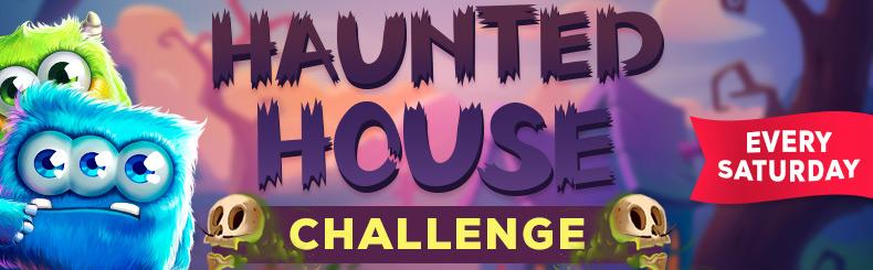 Haunted House Challenge
