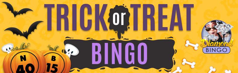 Trick or Treat Bingo