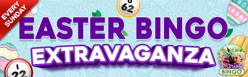 Easter BINGO Extravaganza