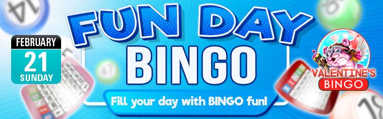 Fun Day Bingo