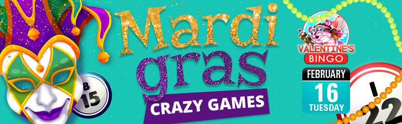 Mardi Gras Crazy Games