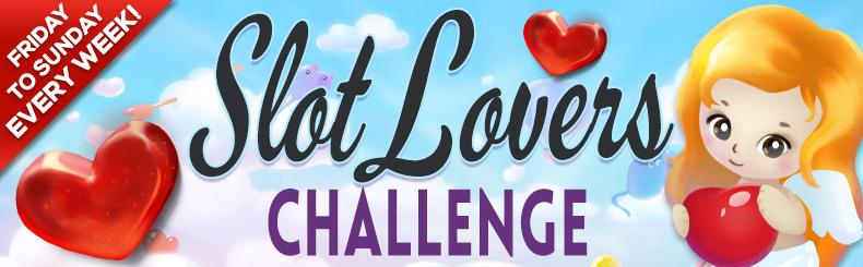 Slot Lovers Challenge
