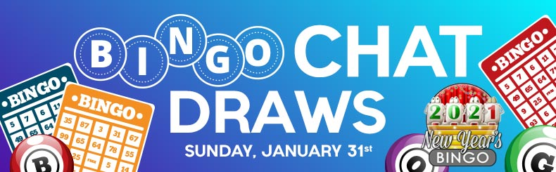 Bingo Chat Draws