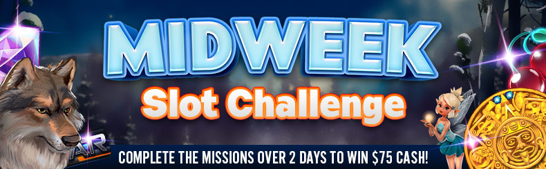 Midweek Slot Challenge