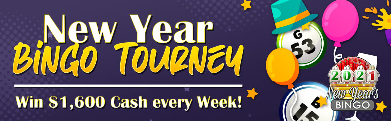 New Year Bingo Tourney