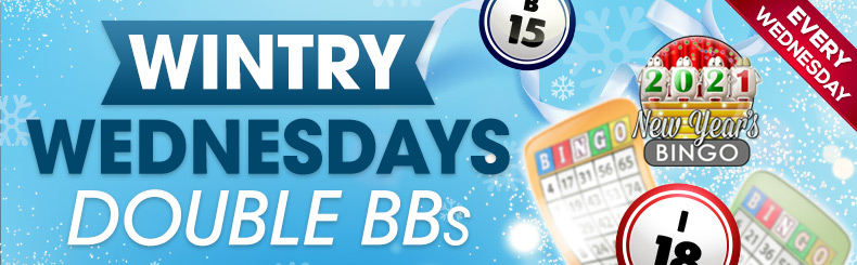 Wintery Wednesday Double BBs