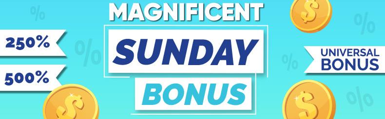 Magnificent Sunday