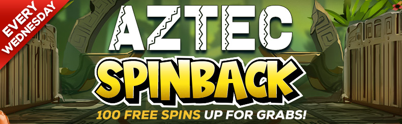 Aztec Spinback