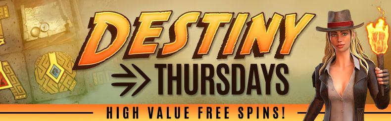 Destiny Thursdays