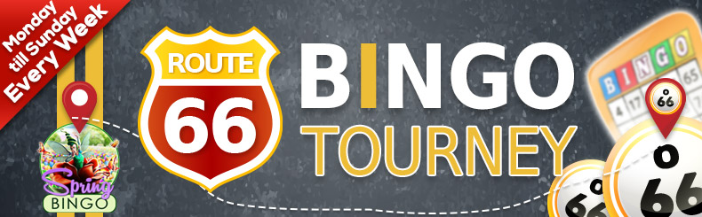 Route 66 BINGO Tourney
