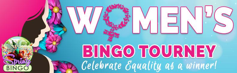 Women's BINGO Tourney