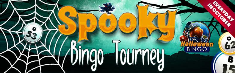 Spooky BINGO Tourney