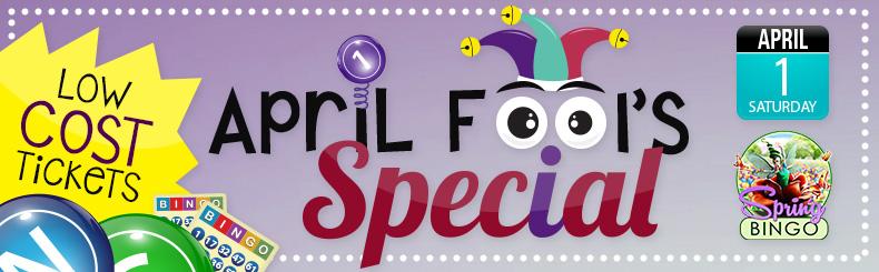 April Fool Special