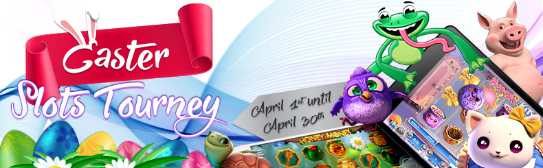 Easter Slots Tourney