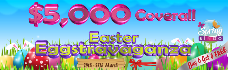 Easter Weekend Eggstravaganza