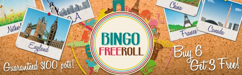 Bingo Freeroll